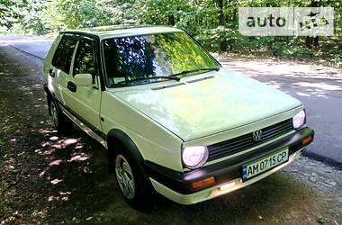 Volkswagen Golf II 1986 в Житомирі