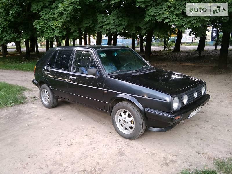 Volkswagen Golf 1986 года в Виннице