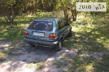 Volkswagen Golf II 1987 в Краматорске