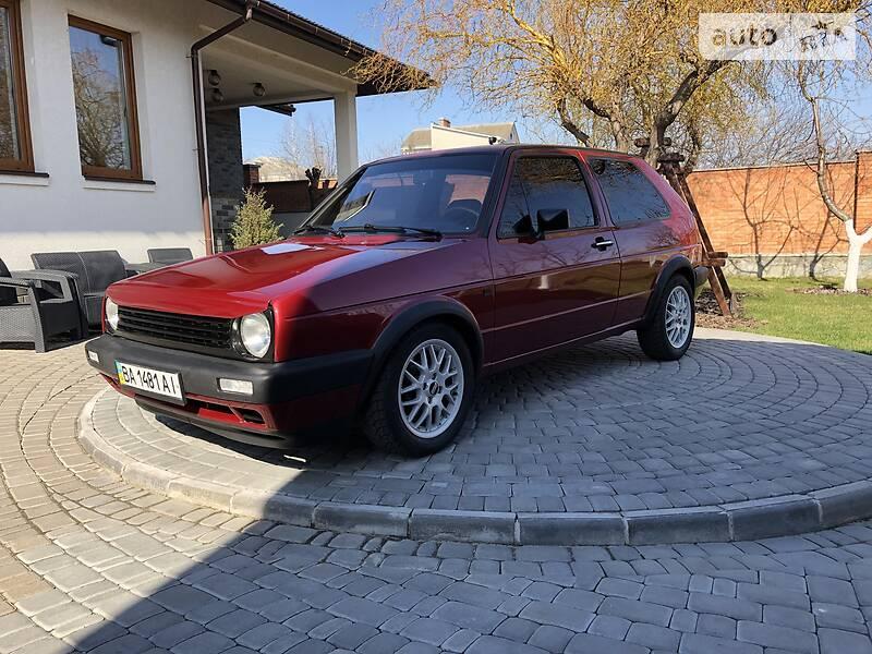 Хетчбек Volkswagen Golf II 1987 в Києві