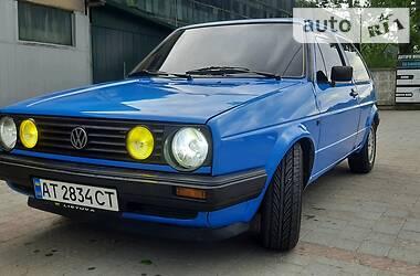 Volkswagen Golf II 1986 в Надворной