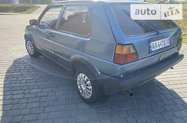 Volkswagen Golf II 1988 в Гадяче