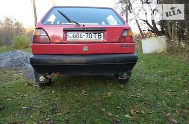 Volkswagen Golf II 1990 в Львове