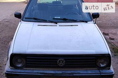 Volkswagen Golf II 1986 в Городке