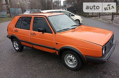Volkswagen Golf II 1985 в Запорожье