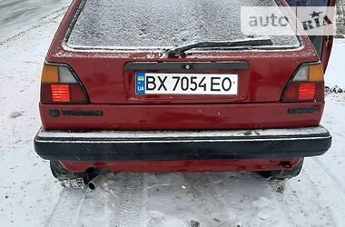 Volkswagen Golf II 1987 в Каменец-Подольском