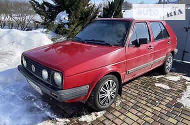 Volkswagen Golf II 1987 в Збараже