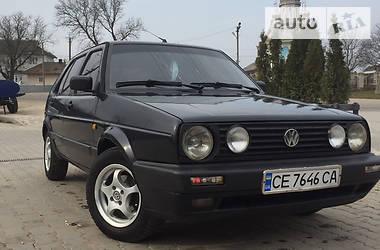 Хэтчбек Volkswagen Golf II 1989 в Черновцах