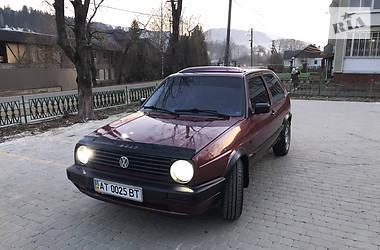 Volkswagen Golf II 1990 в Верховине