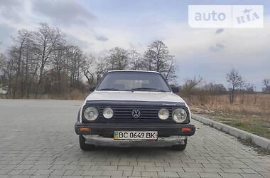 Хэтчбек Volkswagen Golf II 1986 в Пустомытах