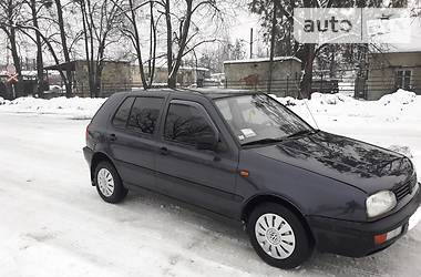 Volkswagen Golf III  1995