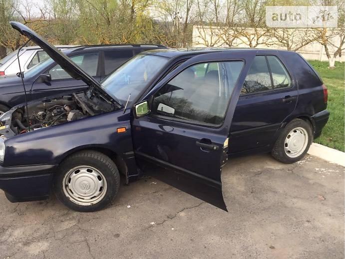 Volkswagen Golf III 1993 в Хмельницком