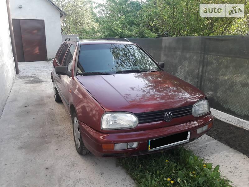Volkswagen Golf III 1995 в Тернополе