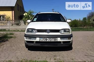 Volkswagen Golf III 1997 в Львове