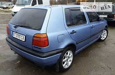 Volkswagen Golf III 1993 в Ивано-Франковске