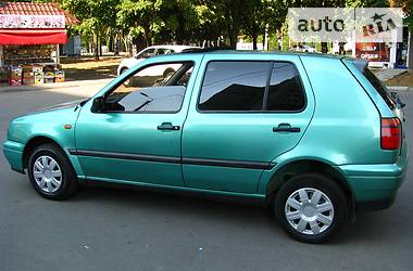 Volkswagen Golf III 1996 в Харькове