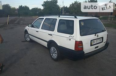 Volkswagen Golf III 1994 в Ровно