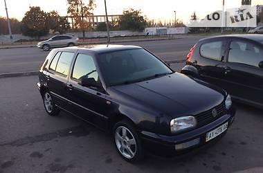 Volkswagen Golf III 1997 в Харькове
