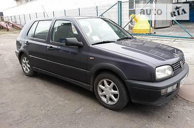 Volkswagen Golf III 1997 в Луцке