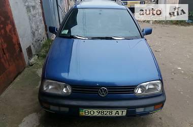 Volkswagen Golf III 1996 в Тернополе
