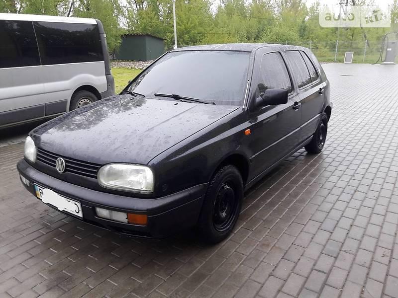 Volkswagen Golf 1993 года в Ивано-Франковске