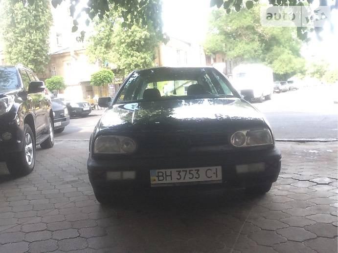 Volkswagen Golf III 1995 в Одессе
