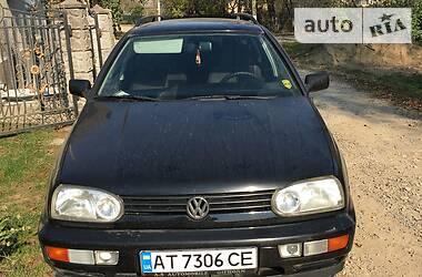 Volkswagen Golf III 1998 в Ивано-Франковске