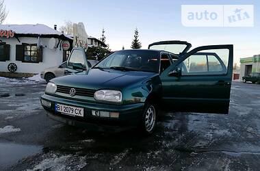 Volkswagen Golf III 1996 в Кременчуге