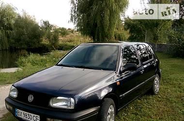 Volkswagen Golf III 1993 в Полонном