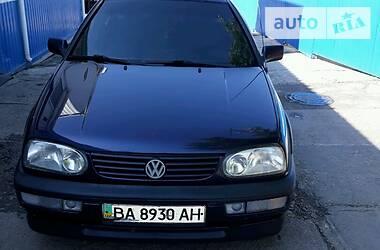 Volkswagen Golf III 1995 в Кропивницком