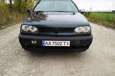 Volkswagen Golf III 1993 в Новой Ушице
