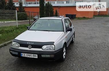 Volkswagen Golf III 1994 в Чорткове