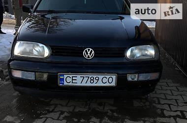 Volkswagen Golf III 1994 в Черновцах
