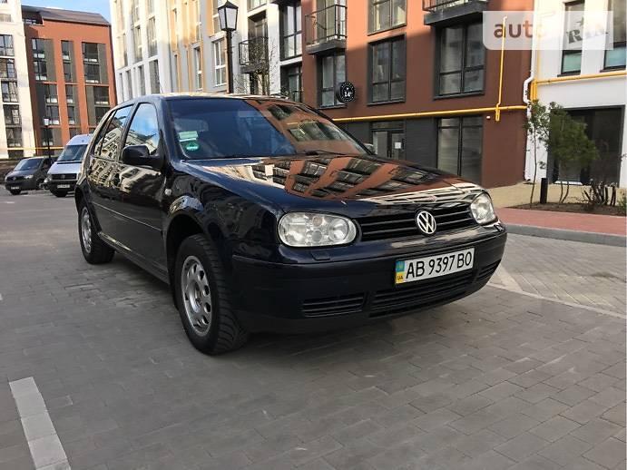 Volkswagen Golf IV 2002 в Боярке
