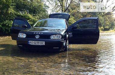 Volkswagen Golf IV 1999 в Ужгороде