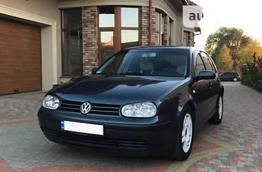 Volkswagen Golf IV 2000 в Ужгороде