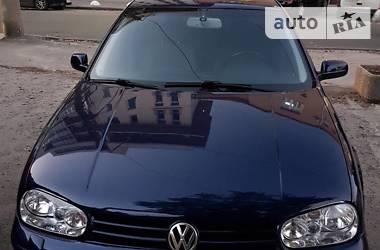 Volkswagen Golf IV 2001 в Харькове