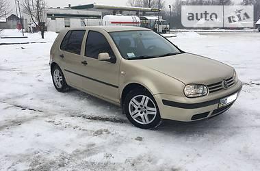 Volkswagen Golf IV 2001 в Самборе