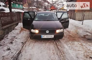 Volkswagen Golf IV 1998 в Рахове