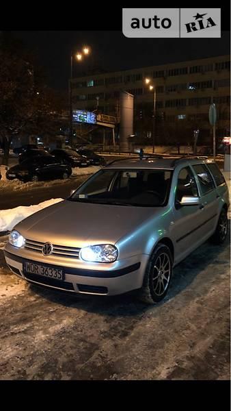 Volkswagen Golf 2001 года в Киеве