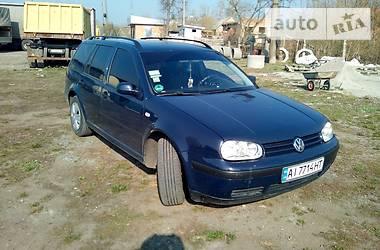 Volkswagen Golf IV 2003 в Рокитному