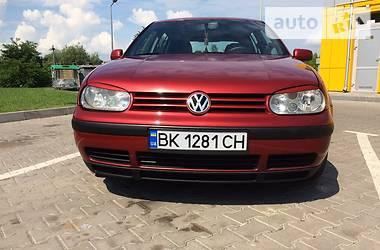 Volkswagen Golf IV 2000 в Дубні