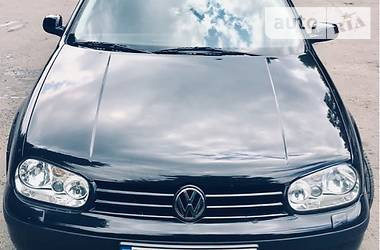 Volkswagen Golf IV 2001 в Львові