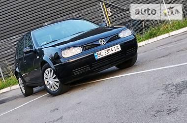 Volkswagen Golf IV 1999 в Львове