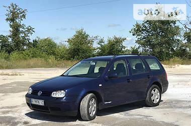 Volkswagen Golf IV 2001 в Бородянке