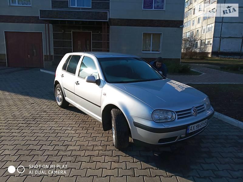 Volkswagen Golf IV 2003 в Лозовой