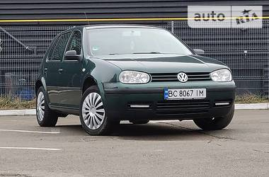 Volkswagen Golf IV 2001 в Львове