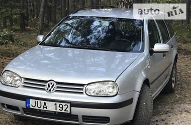Volkswagen Golf IV 2000 в Остроге