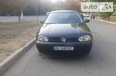 Volkswagen Golf IV 2002 в Днепре