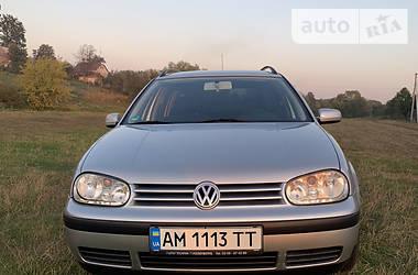 Volkswagen Golf IV 2002 в Житомире